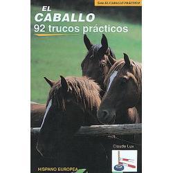 LIBRO EL CABALLO 92 TRUCOS...