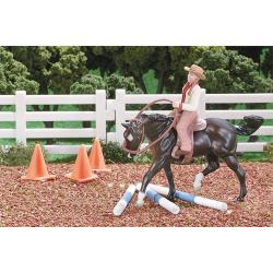 BREYER 5361 - WESTERN PLAY...