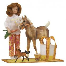 BREYER 1387 - PONY PICNIC -...
