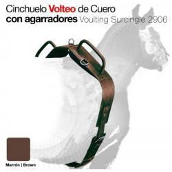 Cinchuelo Volteo Cuero Con...