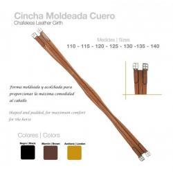 Cincha Moldeada Cuero