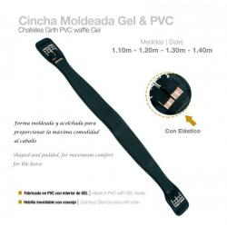 Cincha Moldeada Pvc & Gel...