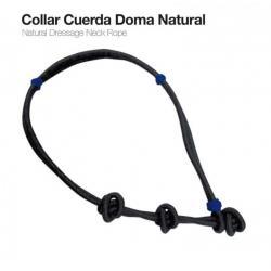 Collar Cuerda Doma Natural...