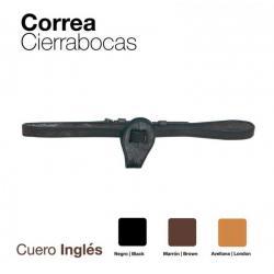 Correa Cierrabocas Cuero...
