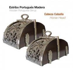 Estribo Portugués Madera...
