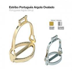 Estribo Portugués Argola...