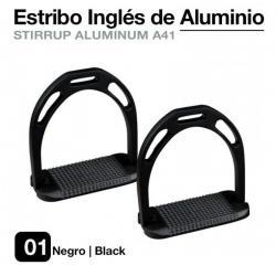 Estribo Inglés Aluminio...