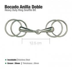 Filete Anilla Doble 21520...