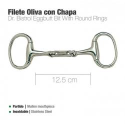 Filete Oliva Inox Con...
