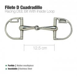 Filete D Inox Cuadradillo...
