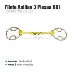 Filete Anilla 3 Piezas Bbi...