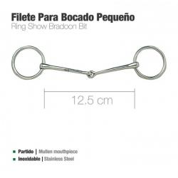 FILETE PARA BOCADO INOX...