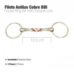 Filete Anilla 3 Piezas...