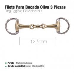 Filete Para Bocado Oliva 3...