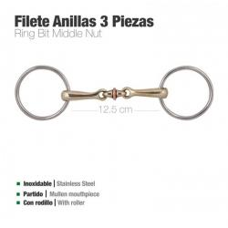 Filete Anilla 3 Piezas Con...