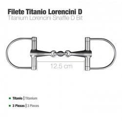 Filete Titanio Lorencini D...