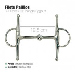 FILETE PALILLOS INOX 21538T...