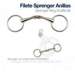 Filete Sprenger Anillas...