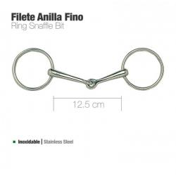 Filete Anilla Inox Fino 21240