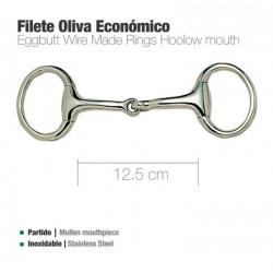 Filete Oliva Inox...