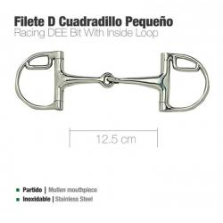Filete D Inox Cuadrillo...