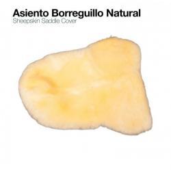 ASIENTO BORREGUILLO NATURAL...